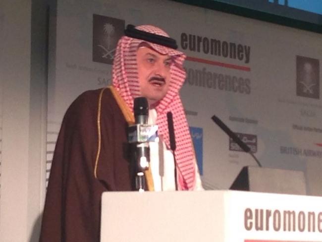 افتتاح منتدى الاستثمار السعودي البريطاني ، بحضور السفير السعودي في لندن الأمير محمد بن نواف بن عبد العزيز ومحافظ الهيئة العامة للاستثمار المهندس عبداللطيف العثمان - المواطن