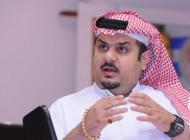 رئيس نادي الهلال الأمير عبدالرحمن بن مساعد