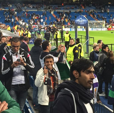 الشلهوب يمسح دمعات الآسيوية في ملعب البرنابيو! - المواطن