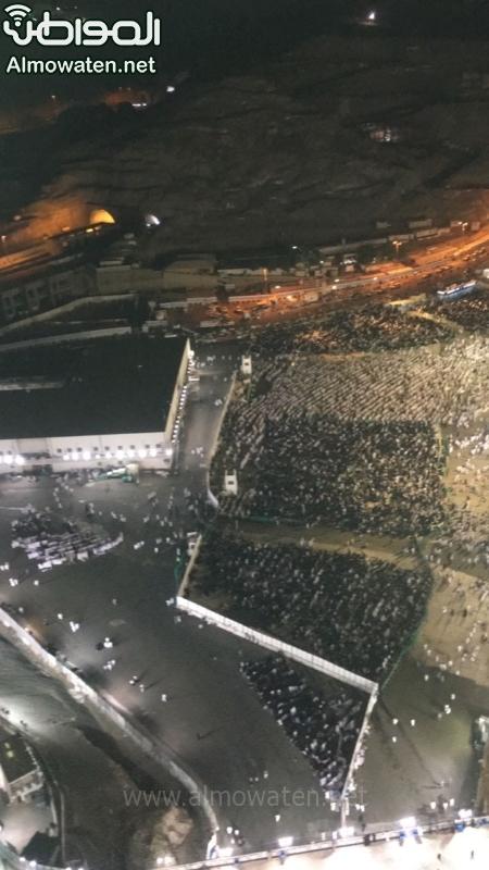 """من أطهر البقاع.. """"المواطن"""" ترصد الأجواء الروحانية وجموع المصلين ليلة 27بالمسجد الحرام - المواطن"""