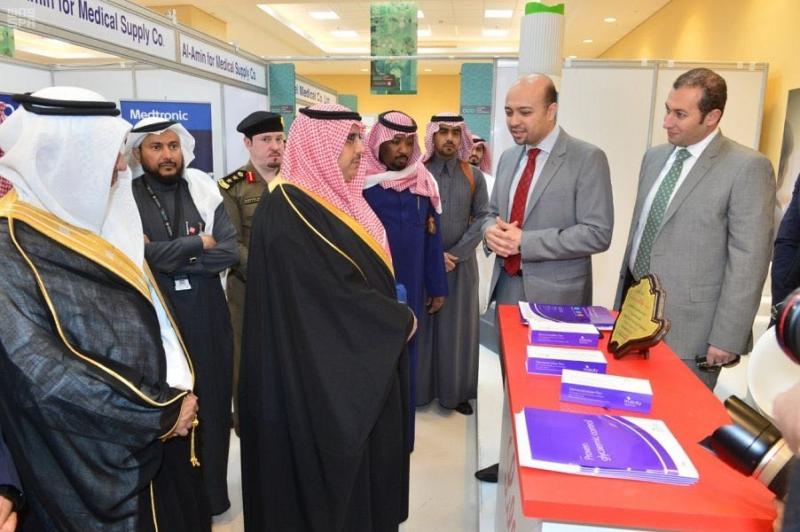بمشاركة 67 متحدثًا .. وكيل إمارة الرياض يفتتح مؤتمر العناية المركزة - المواطن
