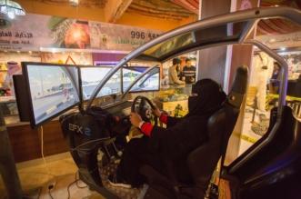 سيارة السيميوليتر تنقل السعوديات من الجنادرية إلى مدارس تعلم القيادة - المواطن