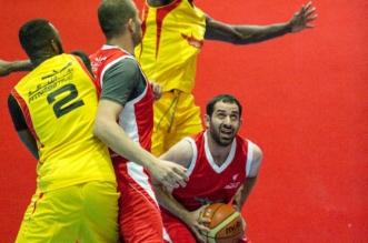 بالصور.. رئيس اتحاد السلة يتوج أبطال الثلاثية في وقت اللياقة - المواطن