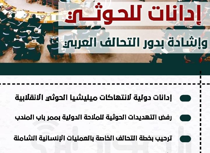 """إنفوجرافيك """"المواطن"""".. انتهاكات الحوثي تستفز مجلس الأمن"""