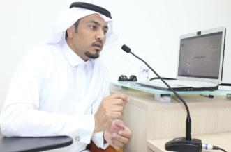 صالح الزهراني ينال ماجستير الآداب في الإدارة - المواطن