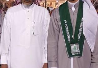 الشهري يحتفل بتخرج حسن من جامعة الملك خالد - المواطن