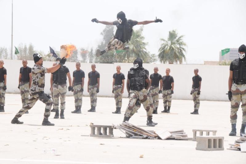 بالصور عروض مبهرة لـ340 طالب ا من الطوارئ الخاصة بحضور الفريق الحربي صحيفة المواطن الإلكترونية