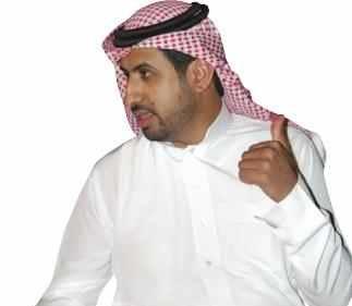 الكاتب منصور الضبعان