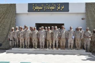 بالصور.. رئيس الجهاز العسكري يتفقد قوات الحرس الوطني في نجران - المواطن