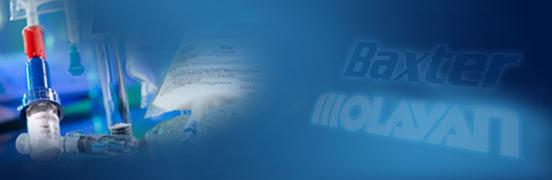 مضخات حقن السوائل بسيارات الإسعاف من قبل شركة باكستر هيلث كير