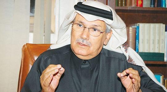 الدكتور محمد آل زلفة -أستاذ التاريخ في جامعة الملك سعود
