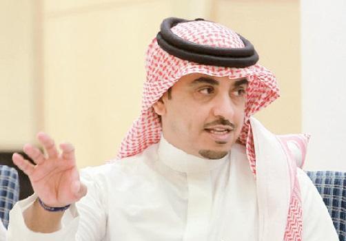رئيس تحرير صحيفة الشرق الأوسط سلمان الدوسري