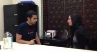 بالفيديو.. مبتعث سعودي يقنع أمريكية باعتناق الإسلام