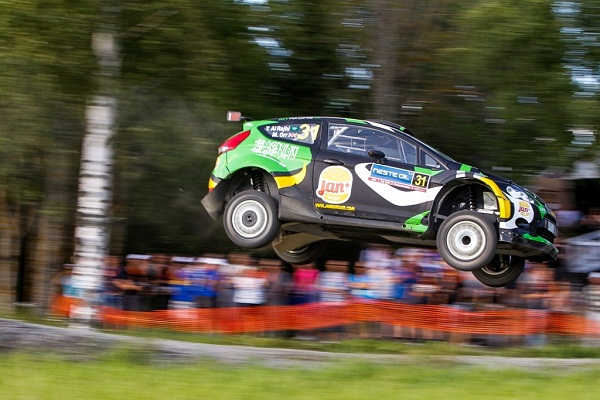 during the 2014 WRC World Rally Car Championship, rally of Finland from July 31th to August 3rd, at Jyvaskyla, Finland. Photo Bastien Baudin / DPPI