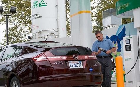 سيارات خلية الوقود - خلايا الوقود