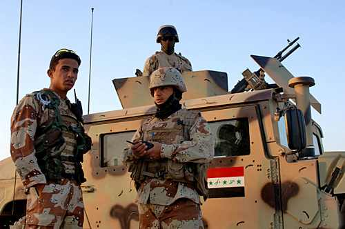 العراق: استهداف تركيا لضباطنا يعتبر تصرفًا خطيرًا