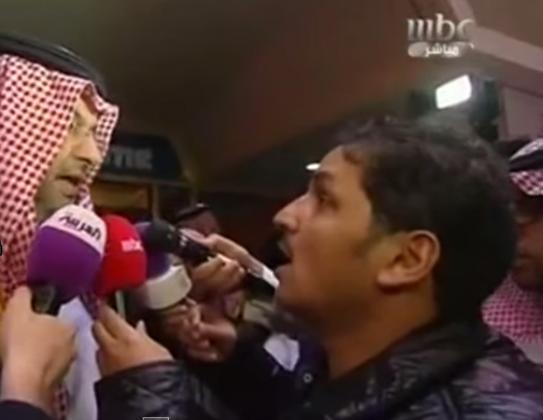بالفيديو.. هذا ما قاله رئيس رعاية الشباب بعد خسارة كأس الخليج - المواطن