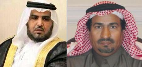 محافظ رأس تنورة محمد عبدالوهاب بودي، وعمدة المحافظة فرحان عامش