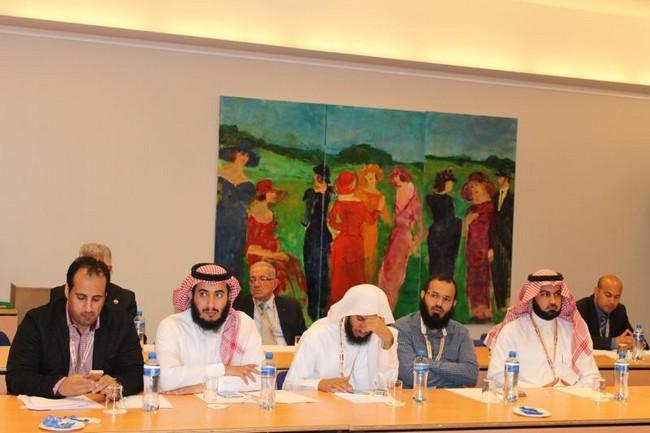 بالصور.. سعوديون يثرون محتوى مؤتمر الأحواز في لاهاي - المواطن