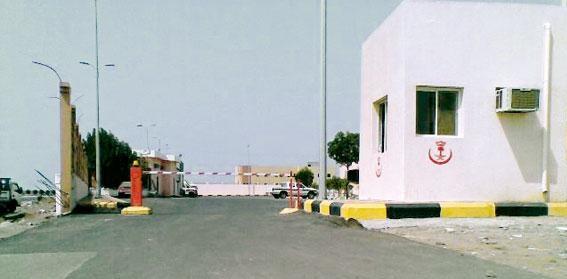مستشفى البرك العام