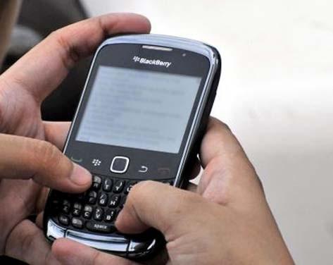 بلاك بيري تطلق ميزة المكالمات المرئية - المواطن