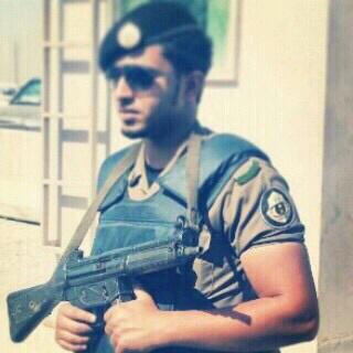 شهيد الواجب الجندي عبدالعزيز بن أحمد آل علي عسيري