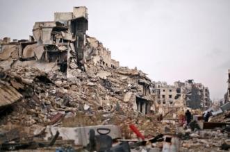13.184 صاروخًا و311 قنبلة عنقودية قصفت حلب خلال 2016 - المواطن