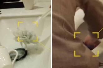 بالفيديو.. كاميرا خفية ترصد كارثة تقوم بها عاملة نظافة في أحد الفنادق - المواطن