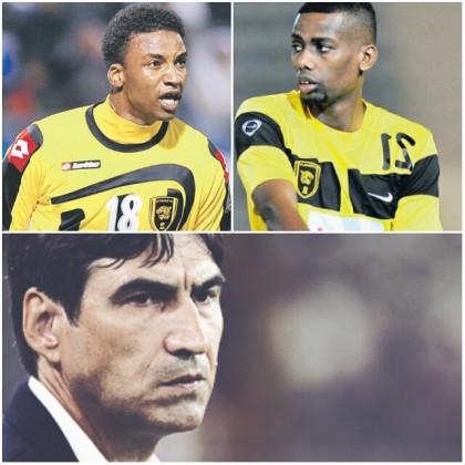 بيتروكا و محمد نور وحمد المنتشري
