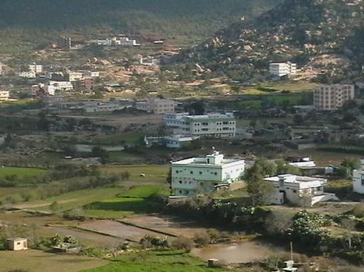 قرية ثقيف جنوب الطائف