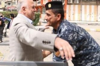 شاهد.. تفتيش العبادي أثناء الإدلاء بصوته في الانتخابات البرلمانية - المواطن