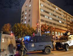 هجوم مسلح على مقر للشرطة التركية في إسطنبول