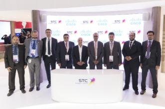 مذكرة تفاهم بين STC وسيسكو لتقديم خدمات الـ5G في المملكة - المواطن