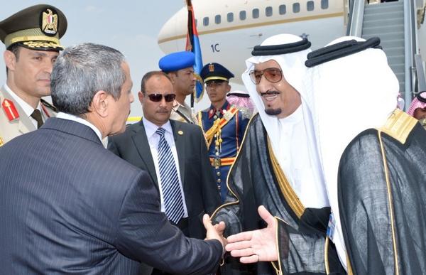 الأمير سلمان: ستبقى السعودية إلى جنب مع مصر في الشدة والرخاء - المواطن