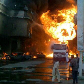 الشهراني: لا وفيات في انفجار ناقلة البنزين بنجران - المواطن
