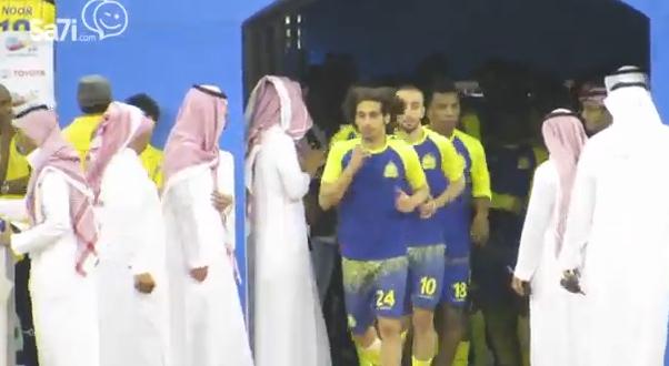 بالفيديو.. جماهير النصر تطالب باستمرار الجابر - المواطن