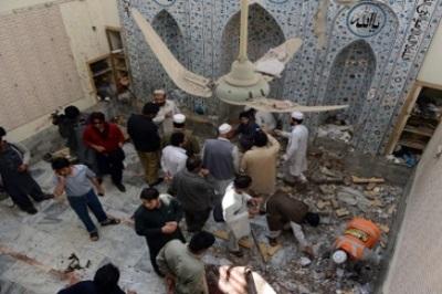 مقتل 12 شخصاً في تفجير مسجد بالعراق - المواطن