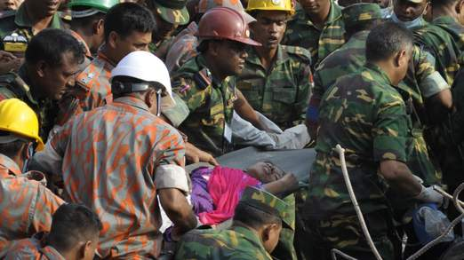 BANGLADESH Collapse 9