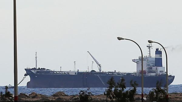 القوات الليبية تسيطر على ناقلة النفط الكورية غرب البلاد