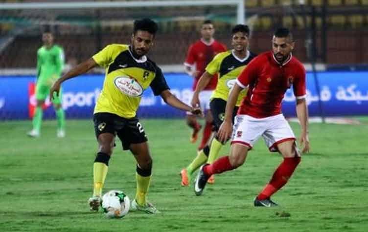 شاهد هدف مباراة الأهلي ووادي دجلة صحيفة المواطن الإلكترونية