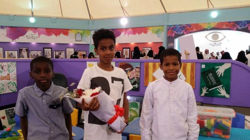 بالصور.. 54 برنامج تدريبي واجتماعي لـ147 يتيمًا وموظفة في الرياض
