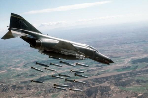 أمريكا قصف داعش مقاتلات أمريكيه