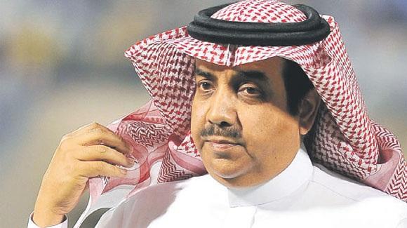 رئيس نادي الاتفاق عبدالعزيز الدوسري