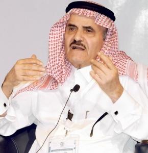 رئيس تحرير صحيفة الرياض تركي السديري أ