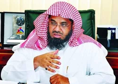 خطيب المسجد الحرام الشيخ سعود الشريم