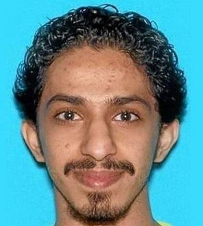 الطالب السعودي المفقود في لوس أنجلوس