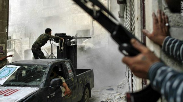 سوريا -الجيش الحر