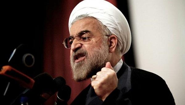 الرئيس الإيراني الجديد حسن روحاني