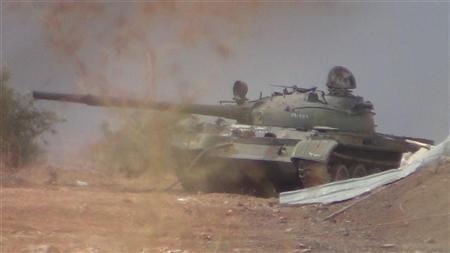 اسرائيل: ثلاث دبابات سورية دخلت المنطقة المنزوعة السلاح في الجولان