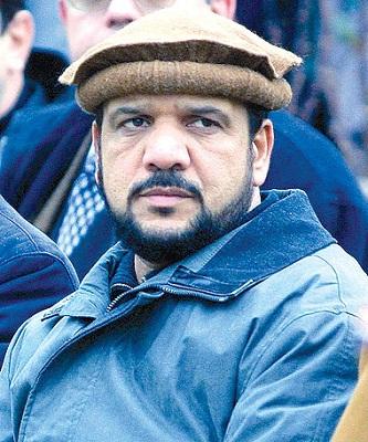 نائب الرئيس الأفغاني محمد قاسم فهيم